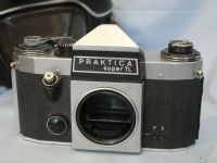 Praktica   Super TL M42 SLR Camera Cased  £5.99